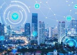 Smart Cities IoT sensors DSP