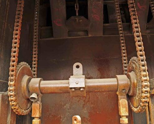 chains preventive maintenance