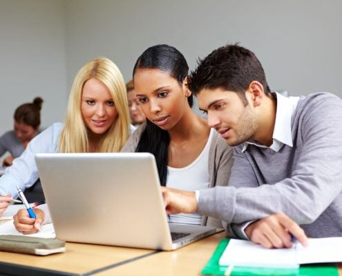 ASN technology in universities