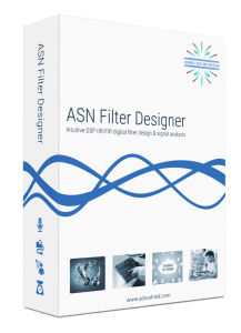 ASN Filter Designer software box