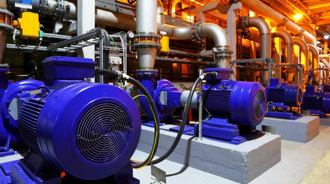 industrial motors preventive maintenance