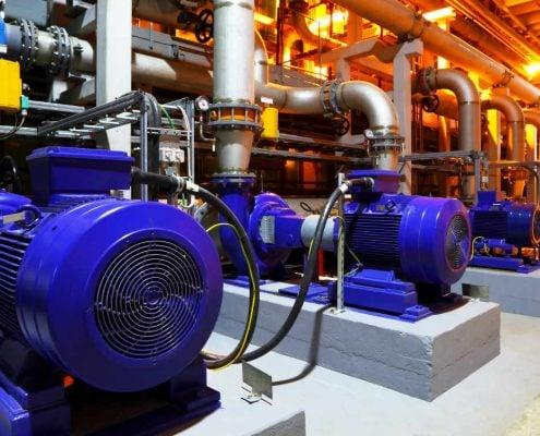 industrial motors preventive maintenance