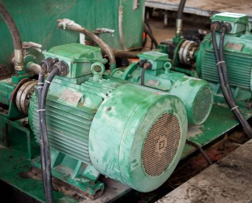 preventive maintenance induction motors condition monitoring to prevent downtime, increase efficiency assets