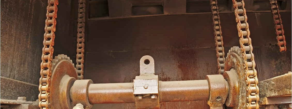 preventive maintenance sluices condition monitoring water works to prevent downtime, increase efficiency assets