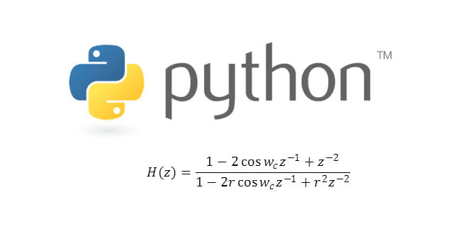 How to export designed IIR/FIR filters to Python - ASN Home