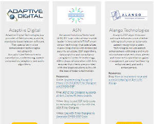 ASN ARM ecosystem Partner