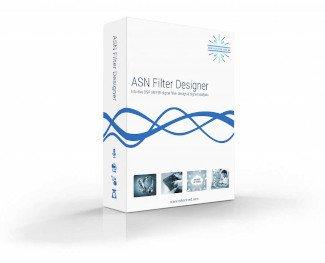 ASN Filter Designer, the powerfull DSP platform