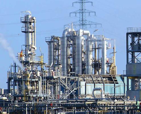 Installation pipelines vibration