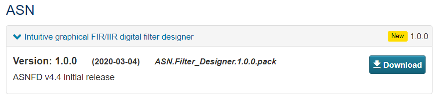 Asn Filter Designer Arm Tooling Ecosystem Asn Home