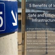 5 benefits IOT Infrastructure
