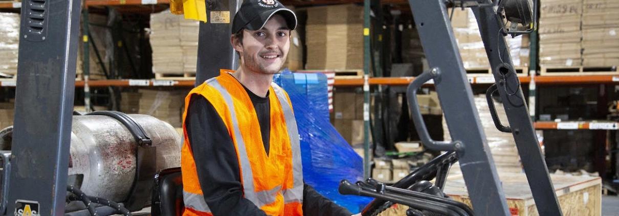 forklift worker safety