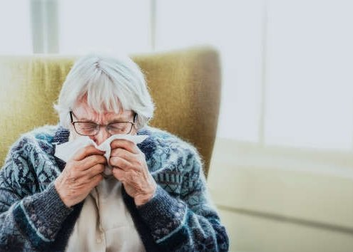 old woman indoor air quality airmex